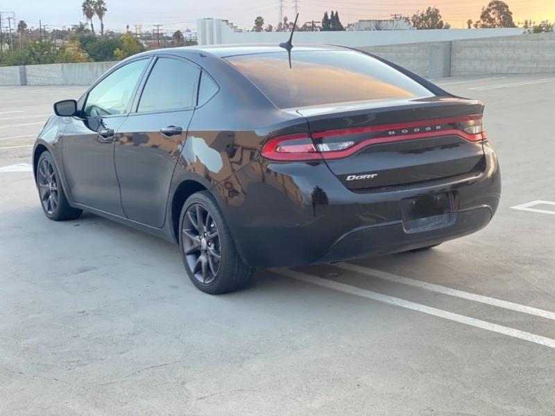 Dodge Dart 2016 price $8,495