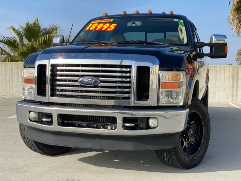 Ford Super Duty F-250 SRW 2010 price $18,995