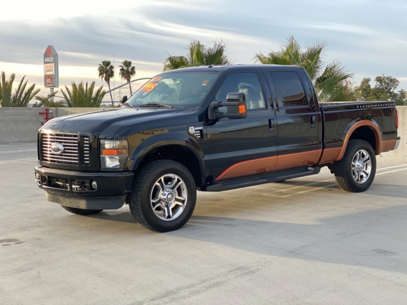 Ford Super Duty F-250 SRW 2008 price $19,995