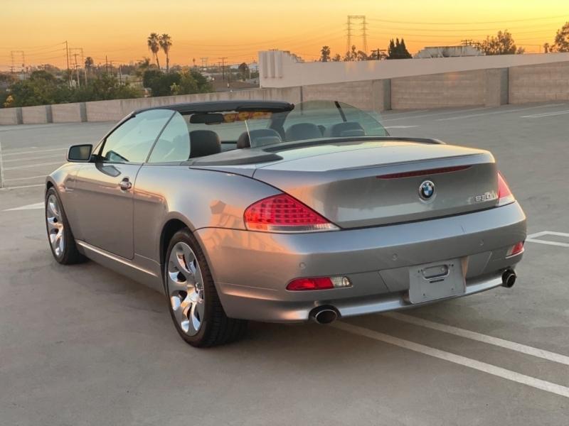 BMW 6-Series 2007 price $14,995
