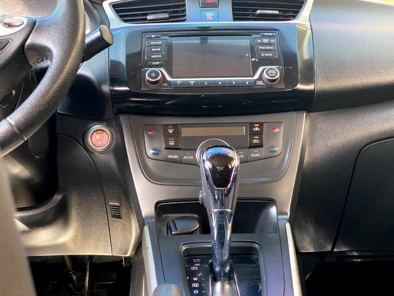 Nissan Sentra 2018 price $9,900