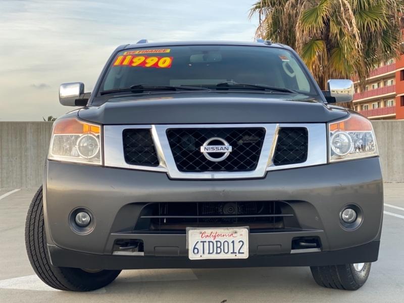 Nissan Armada 2011 price $11,990