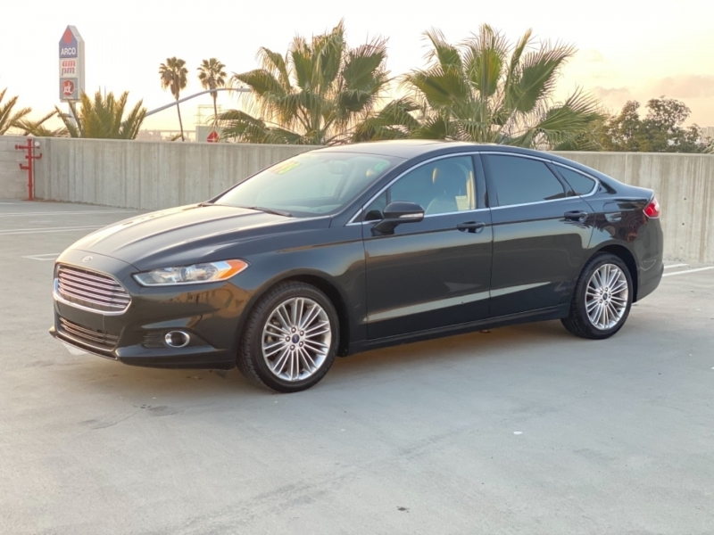 Ford Fusion 2014 price $9,998
