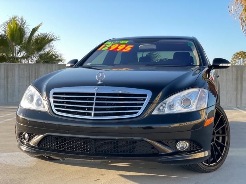 Mercedes-Benz S-Class 2007 price $12,995