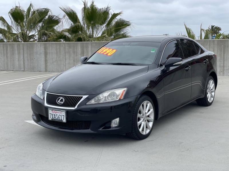 Lexus IS 250 2009 price $11,990