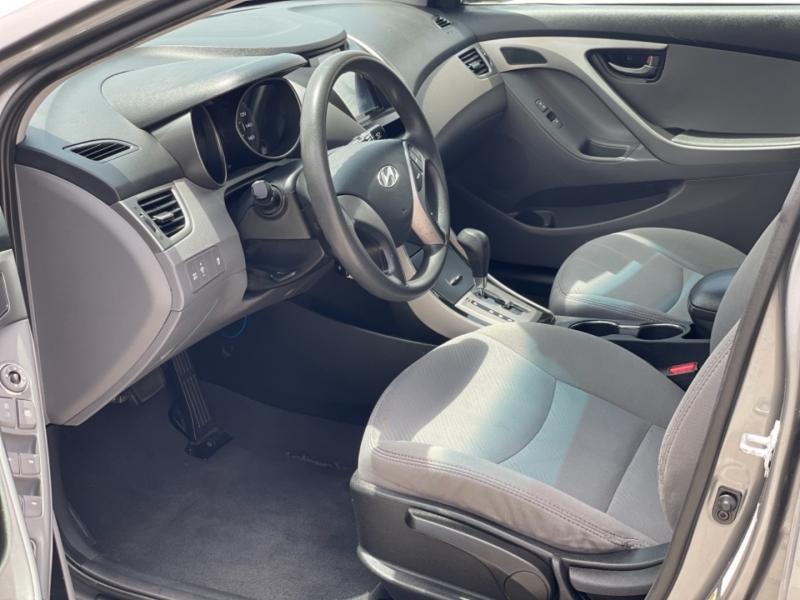 Hyundai Elantra 2013 price $7,495