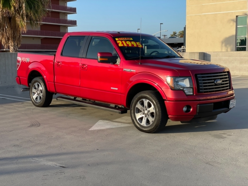 Ford F-150 2012 price $21,995