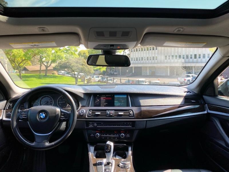 BMW 5-Series 2015 price $13,900