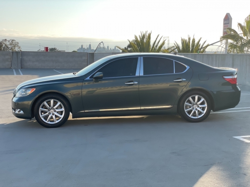Lexus LS 460 2007 price $10,995