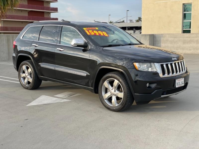 Jeep Grand Cherokee 2012 price $15,998