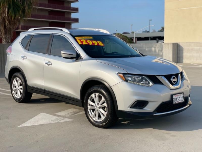 Nissan Rogue 2016 price $12,998