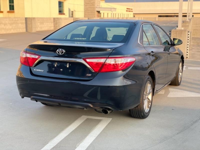 Toyota Camry 2015 price $11,998