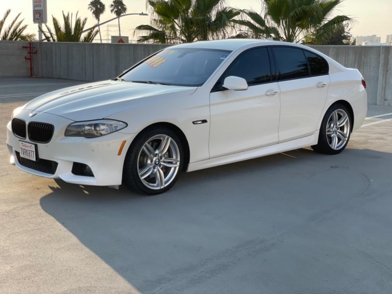 BMW 5-Series 2013 price $16,998