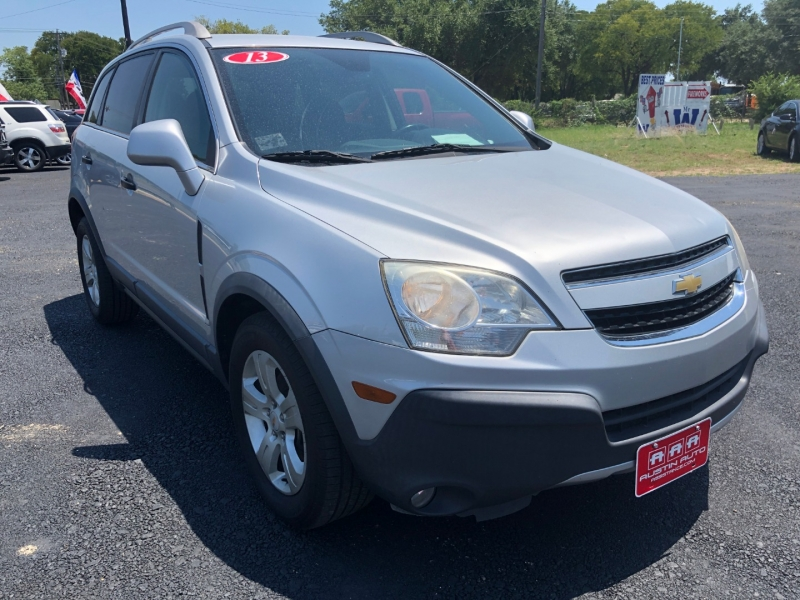 Chevrolet Captiva Sport Fleet 2013 price $6,900