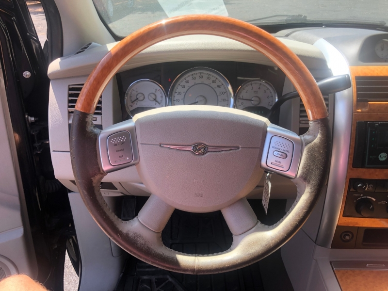 Chrysler Aspen 2008 price $0