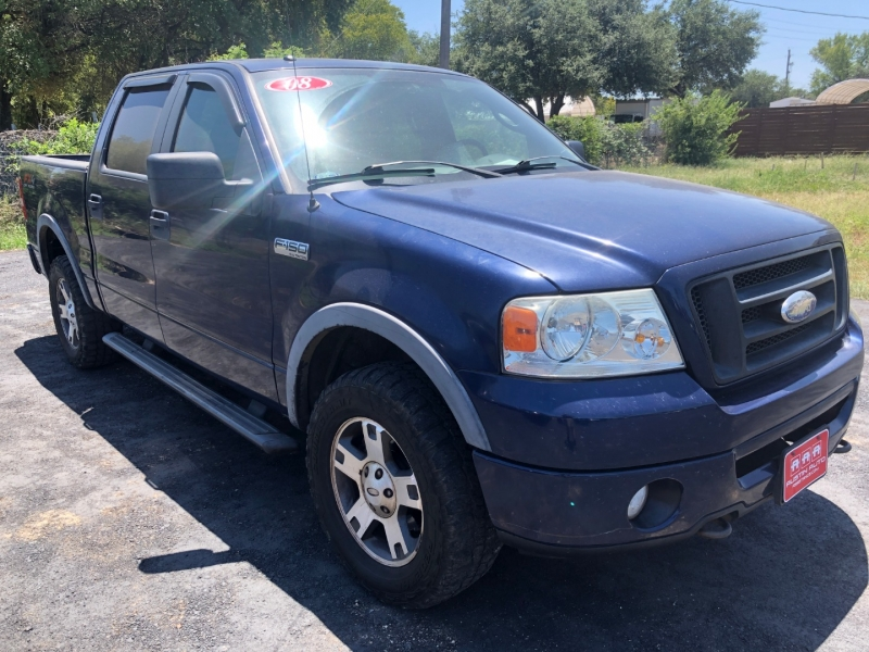 Ford F-150 2008 price $11,700