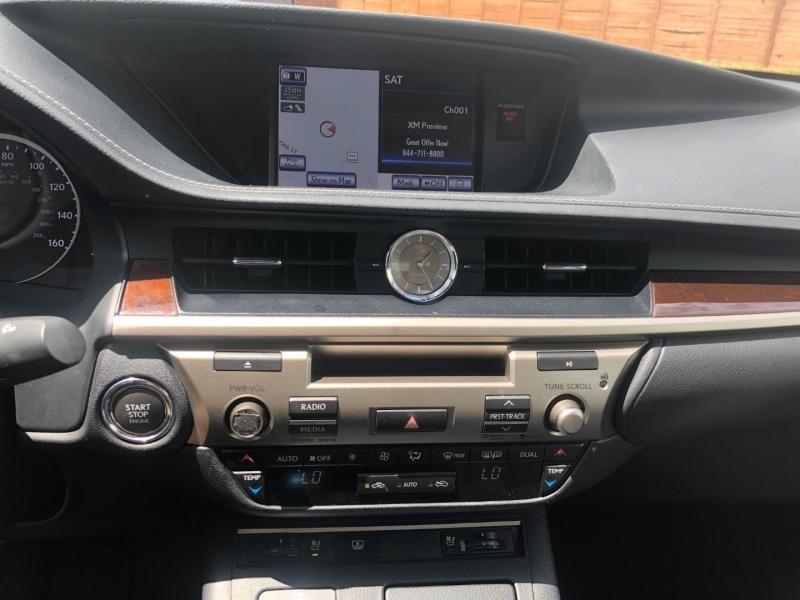 Lexus ES 350 2013 price $15,400