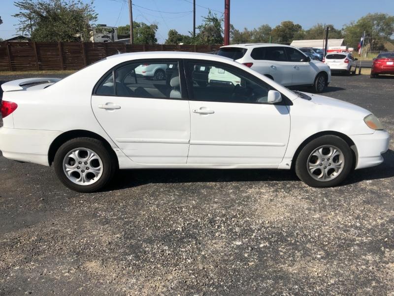 Toyota Corolla 2003 price $3,495