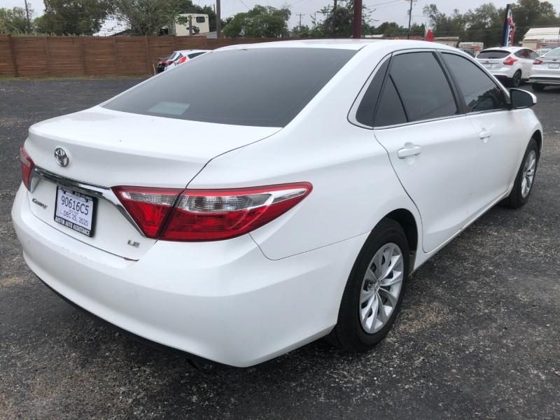 Toyota Camry 2015 price $9,995