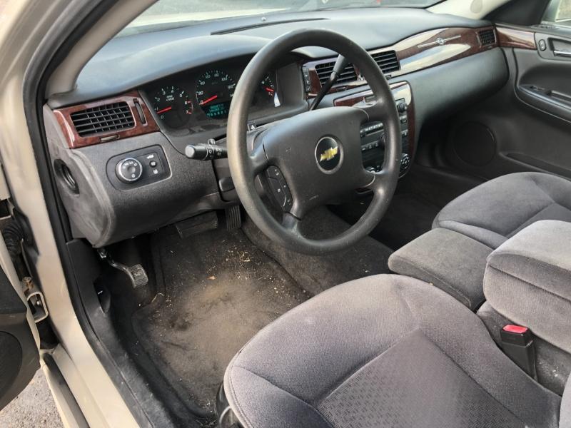 Chevrolet Impala 2011 price $0