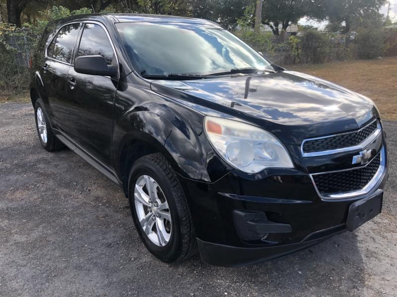 Chevrolet Equinox 2013 price $6,250