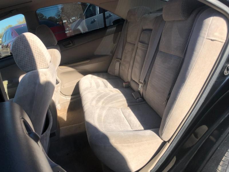 Toyota Camry 2004 price $0
