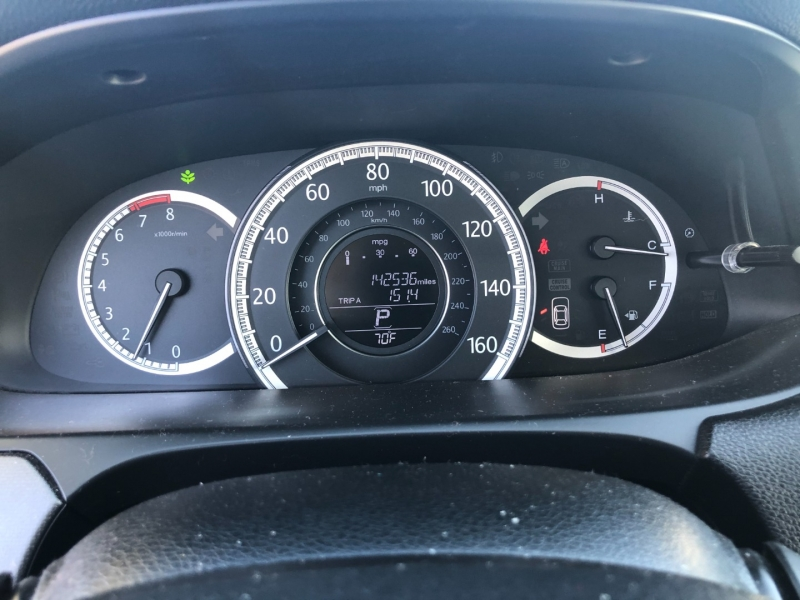 Honda Accord Sedan 2013 price $0