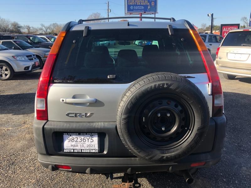 Honda CR-V 2003 price $0