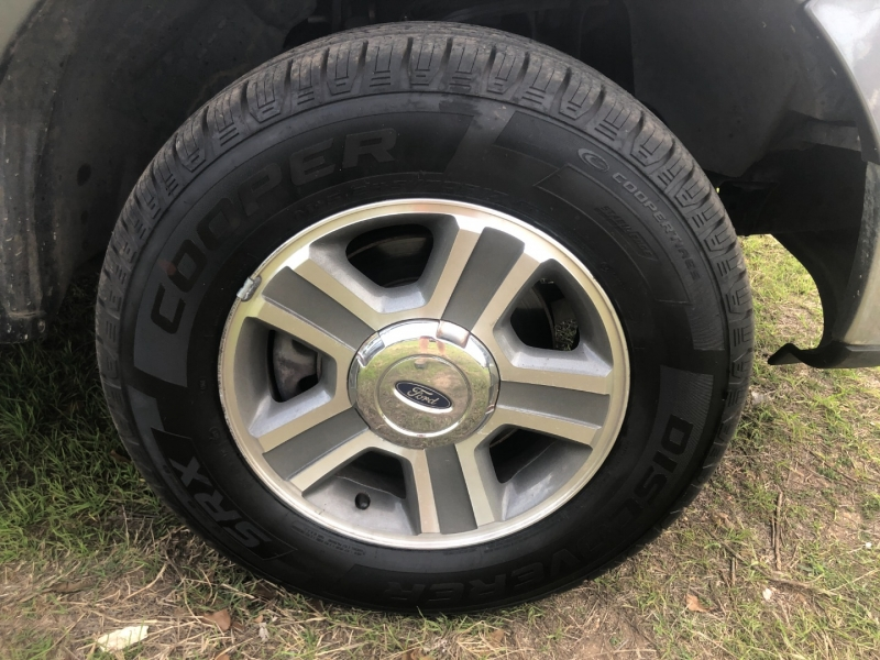 Ford F-150 2007 price $0