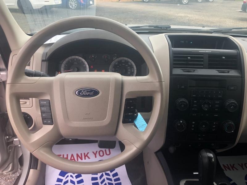 Ford Escape 2009 price $0