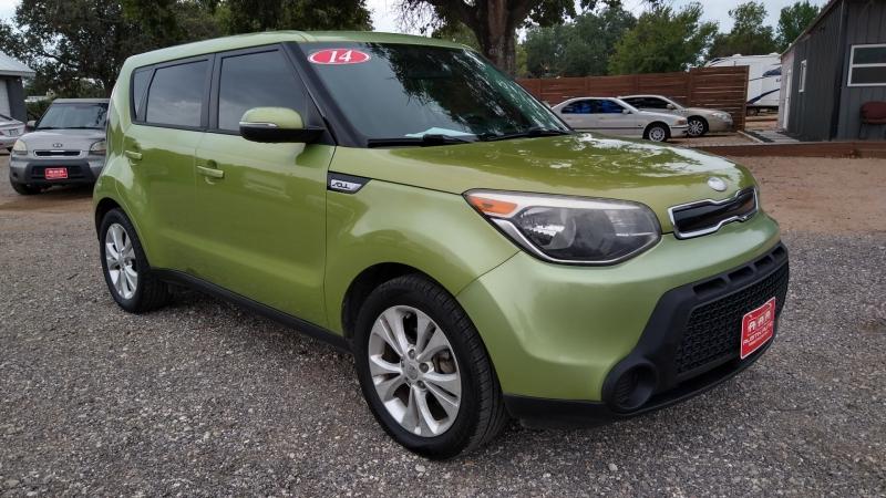 Kia Soul 2014 price $10,450