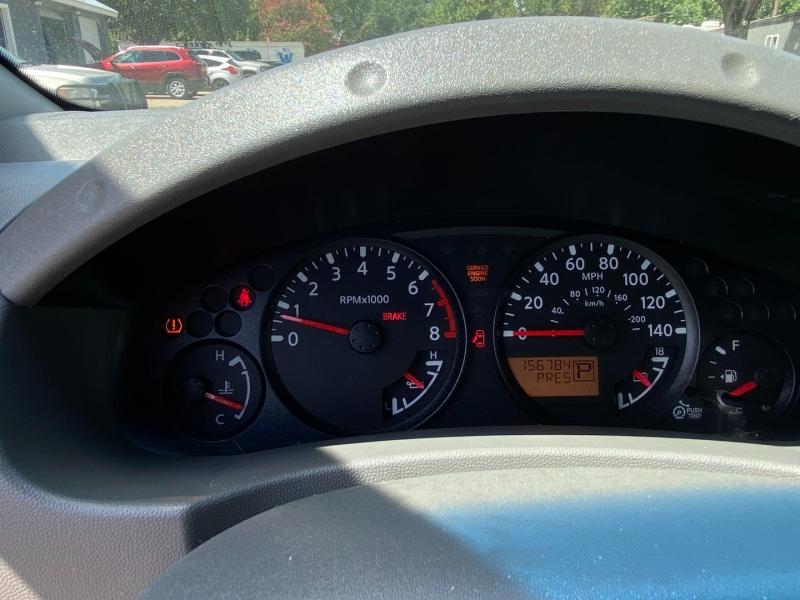 Nissan Frontier 2011 price $11,995
