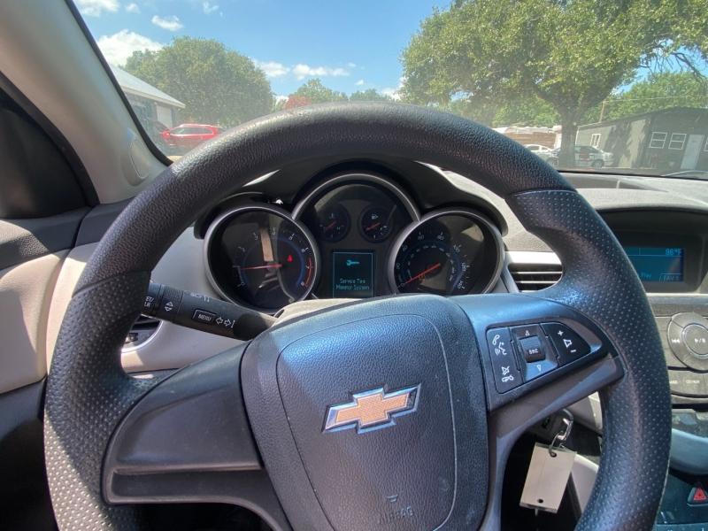 Chevrolet Cruze 2013 price $0