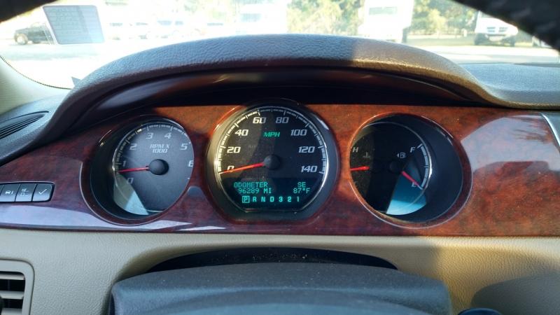 Buick Lucerne 2009 price $8,950