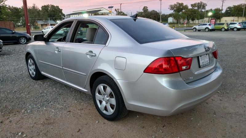 Kia Optima 2010 price $6,450