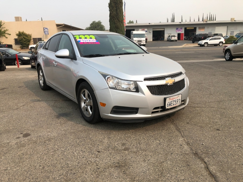 Chevrolet Cruze 2012 price $7,995