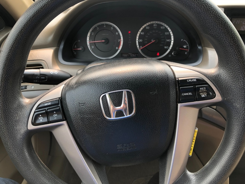 Honda Accord Sdn 2010 price $7,995