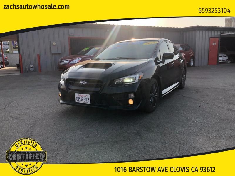 Subaru WRX 2015 price $12,995