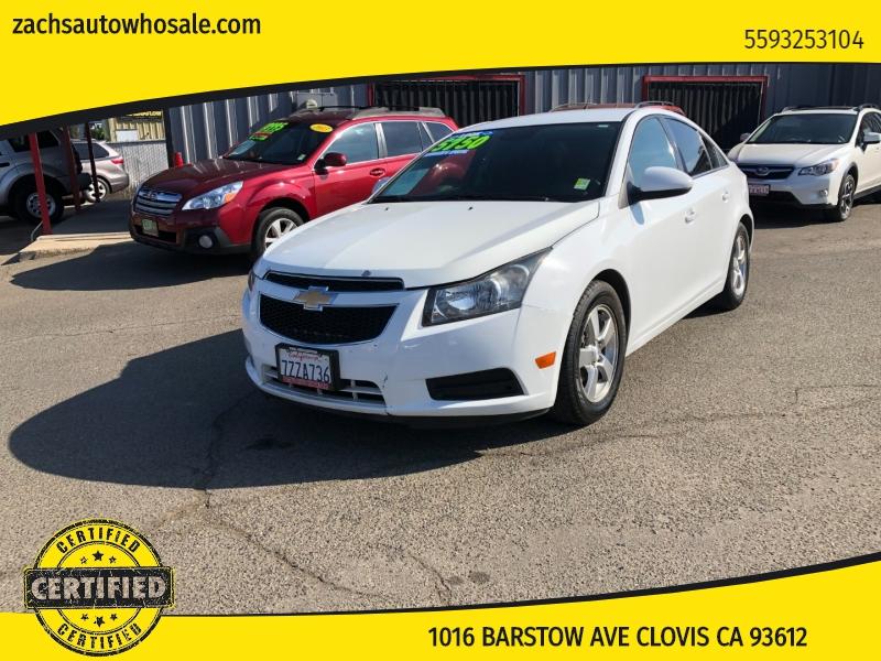 Chevrolet Cruze 2013 price $5,750