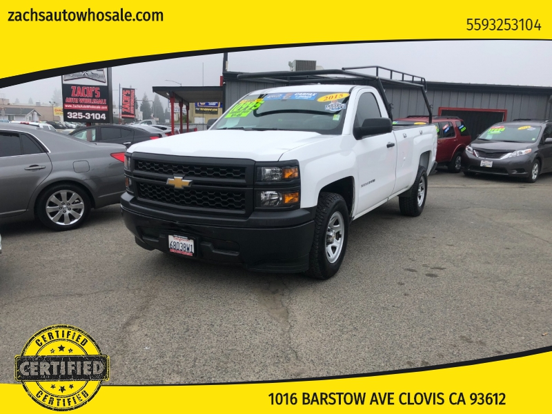 Chevrolet Silverado 1500 2015 price $10,995