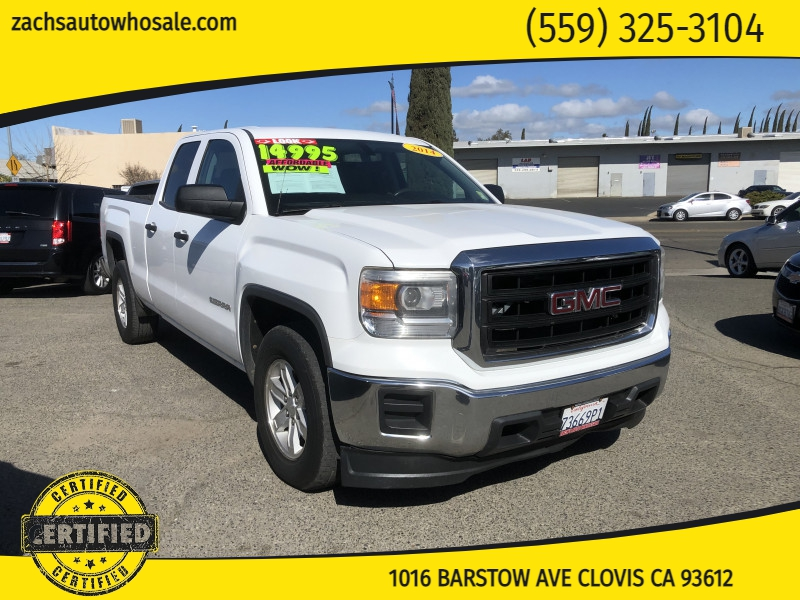 GMC Sierra 1500 2014 price $14,995