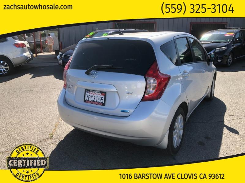 Nissan Versa Note 2014 price $6,995