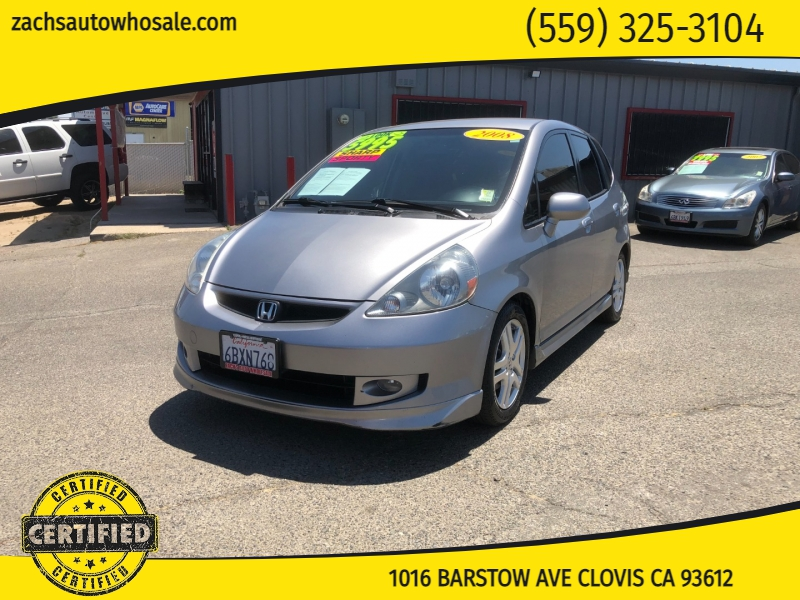 Honda Fit 2008 price $5,999
