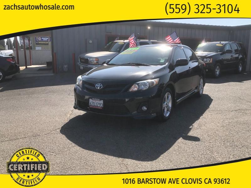 Toyota Corolla 2013 price $7,995