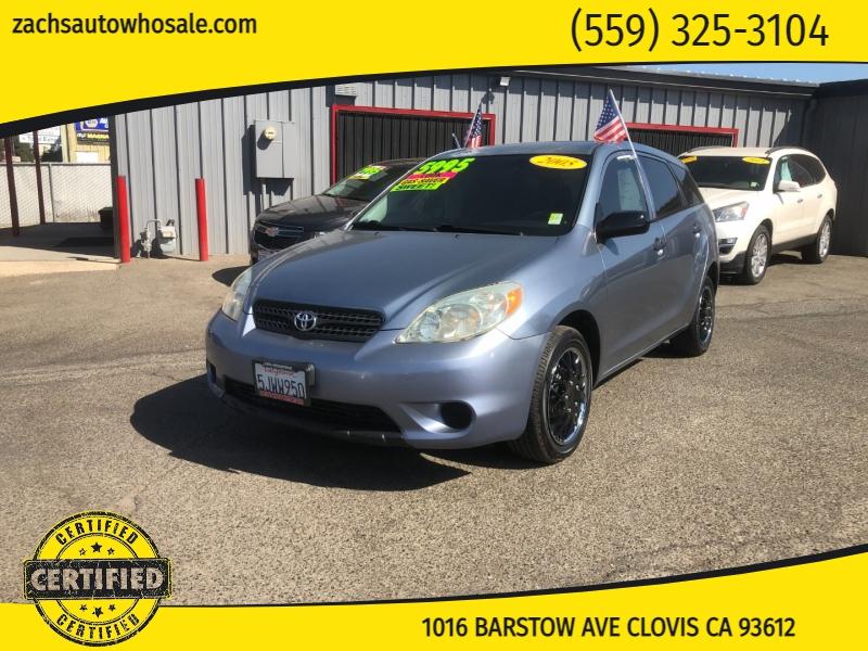 Toyota Matrix 2005 price $5,999