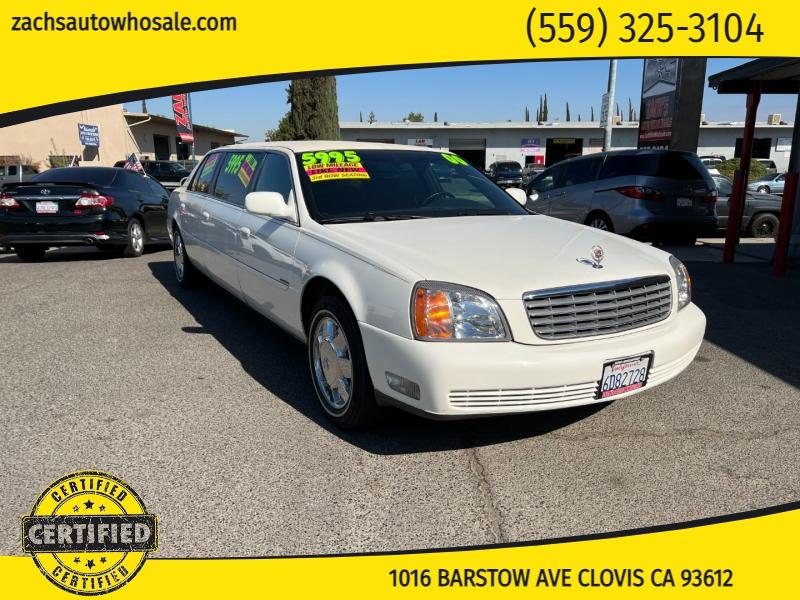 Cadillac DeVille Professional 2000 price $5,999