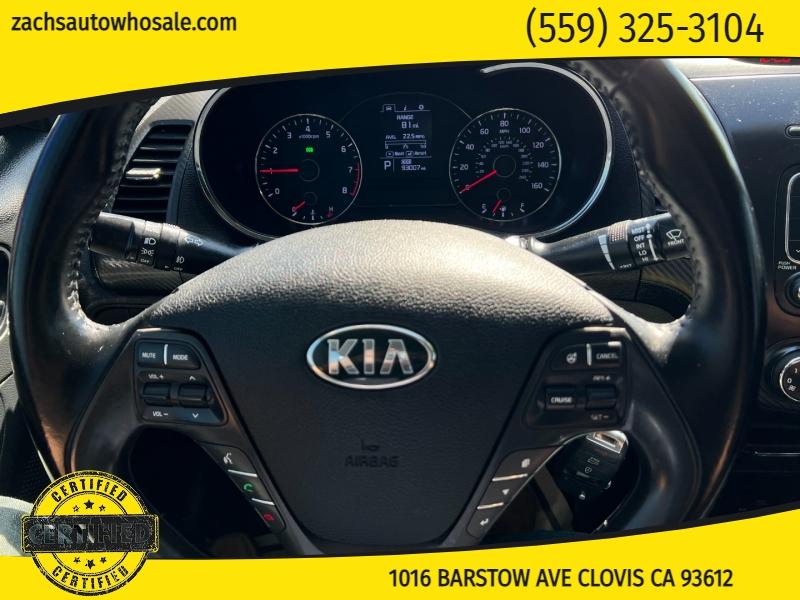 Kia Forte Koup 2015 price $10,995