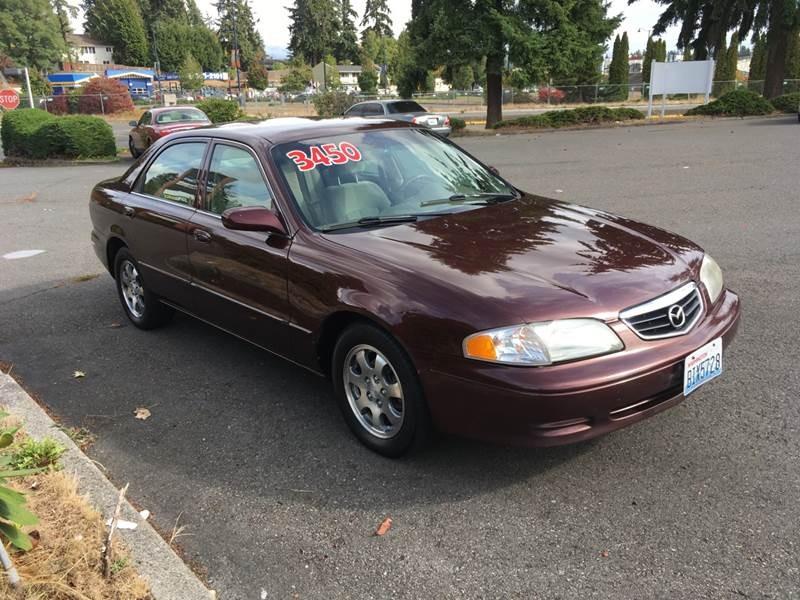 Mazda 626 2001 price $2,950