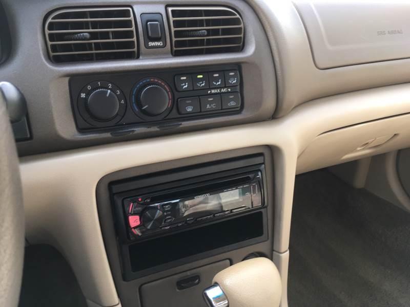 2001 mazda 626 lx 4dr sedan seattle motorsports dealership in shoreline 2001 mazda 626 lx 4dr sedan