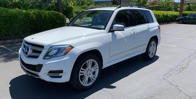 Mercedes-Benz GLK 2014 price $20,995